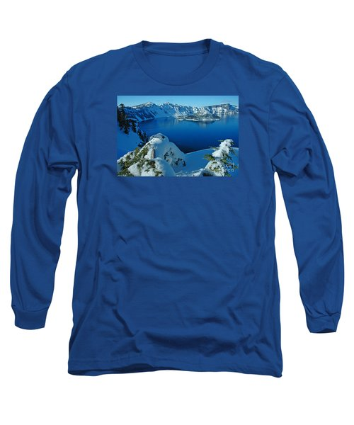 Long Sleeve T-Shirt featuring the photograph WOW by Nick  Boren