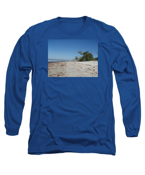 Long Sleeve T-Shirt featuring the photograph Ye Olde Pirates Chest by Robert Nickologianis