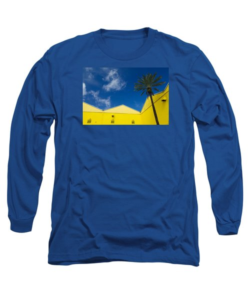 Yellow Warehouse Long Sleeve T-Shirt