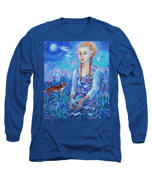 You Are A Child Of The Universe  Long Sleeve T-Shirt