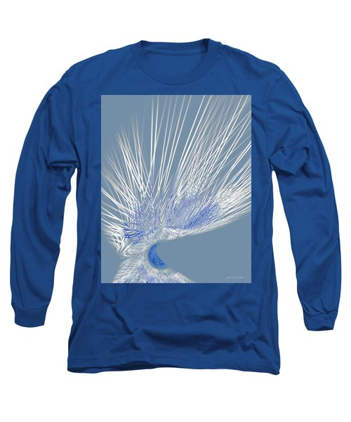 Zephyr Long Sleeve T-Shirt by Judi Suni Hall