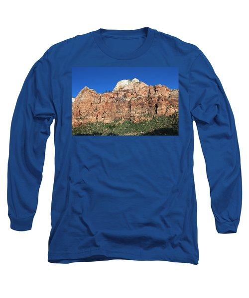 Zion Wall Long Sleeve T-Shirt