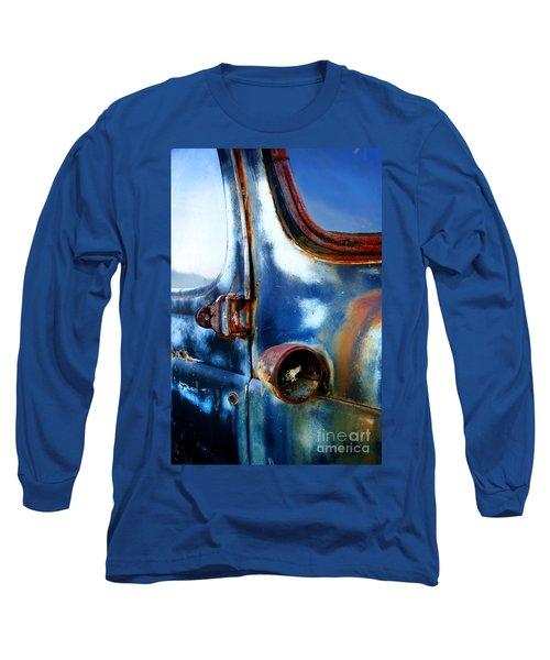 Old Car Long Sleeve T-Shirt by Henrik Lehnerer