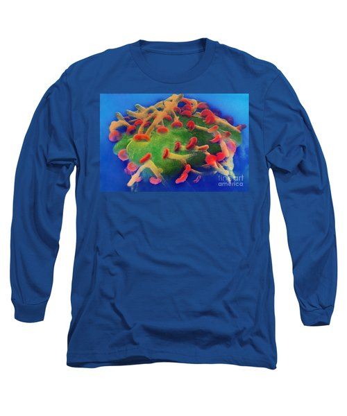 Nerve Synapses In Aplysia, Sem Long Sleeve T-Shirt