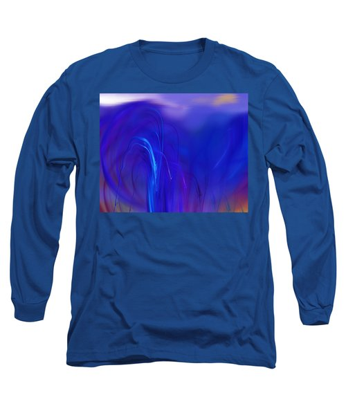 Abstracted Landscape  090611 Long Sleeve T-Shirt