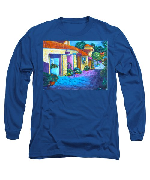 Artist Village Long Sleeve T-Shirt