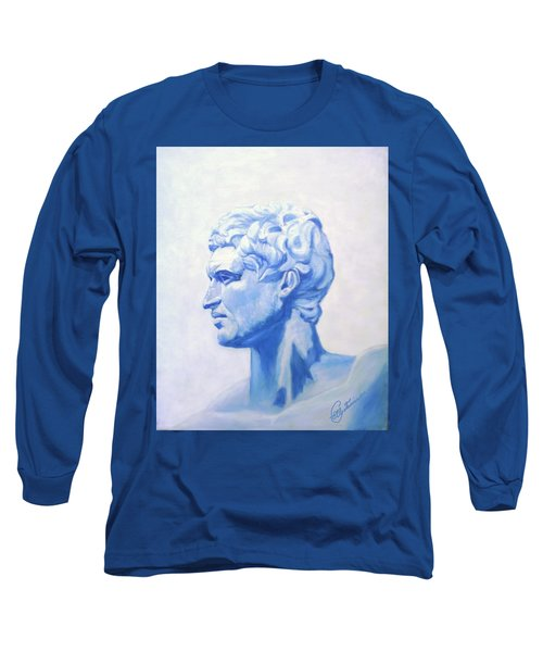 Athenian King Long Sleeve T-Shirt