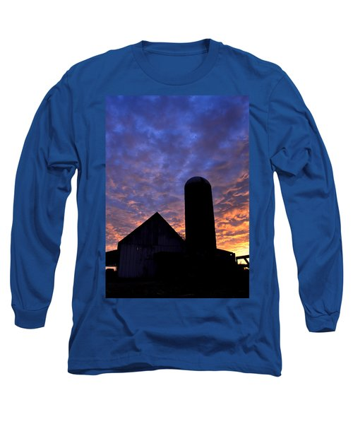 Barnyard Sunrise I Long Sleeve T-Shirt