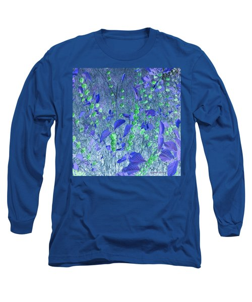 Long Sleeve T-Shirt featuring the photograph Berries In Repose by George Pedro