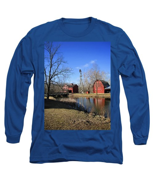 Bonneyville Mill Long Sleeve T-Shirt