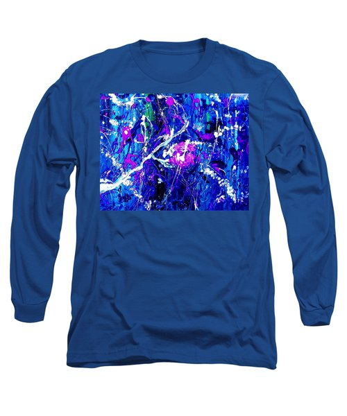Cherry Blossom Explosion Long Sleeve T-Shirt