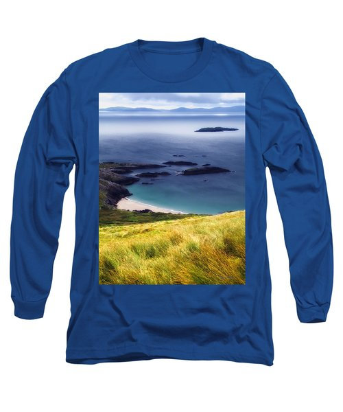 Coast Of Ireland Long Sleeve T-Shirt
