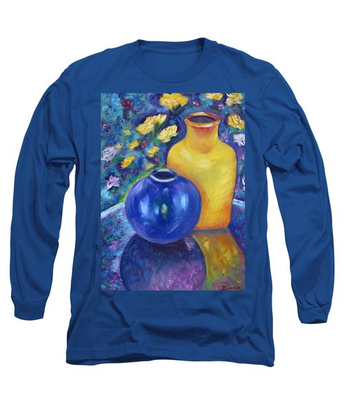 Colorful Jars Long Sleeve T-Shirt