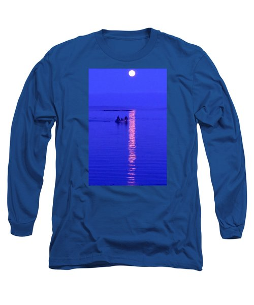 Long Sleeve T-Shirt featuring the photograph Coming Home by Francine Frank