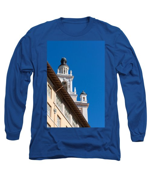 Long Sleeve T-Shirt featuring the photograph Coral Gables Biltmore Hotel Tower by Ed Gleichman