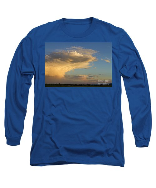 Dive Into The Night Long Sleeve T-Shirt
