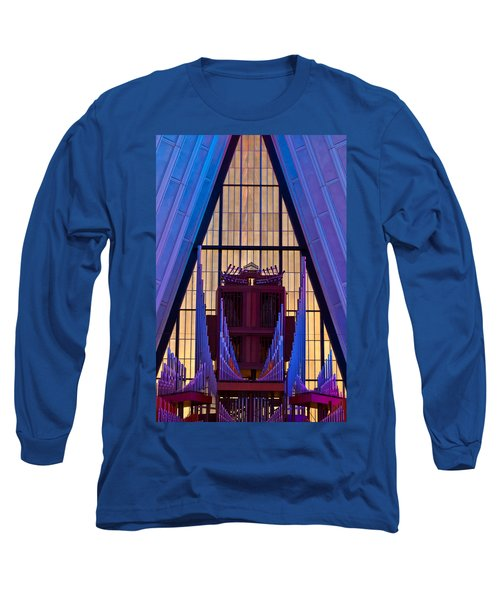Echo Of The Pipes Long Sleeve T-Shirt