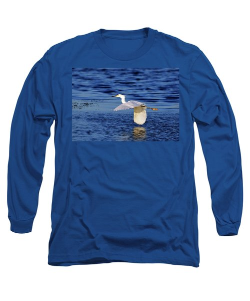 Evening Flight Long Sleeve T-Shirt