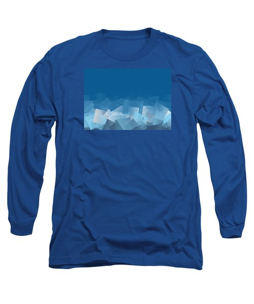 Long Sleeve T-Shirt featuring the digital art Fallout by Jeff Iverson