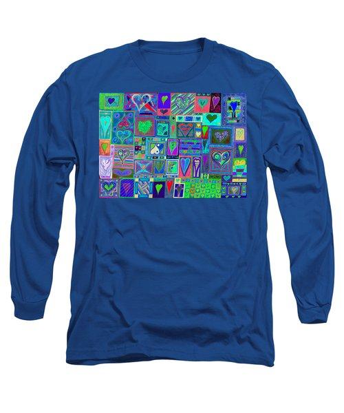 find U'r Love found    v13 Long Sleeve T-Shirt