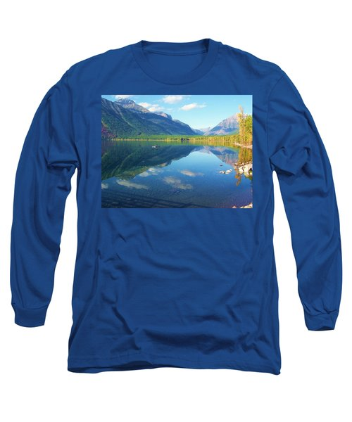 Glacier Park Magic Long Sleeve T-Shirt