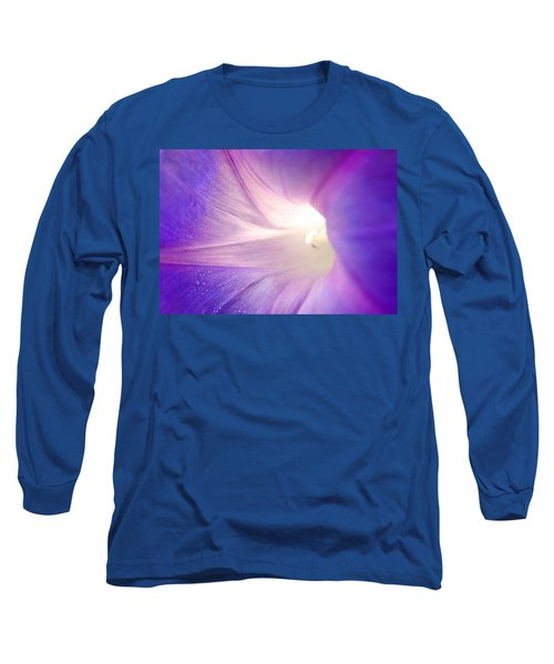 Good Morning Glory Long Sleeve T-Shirt