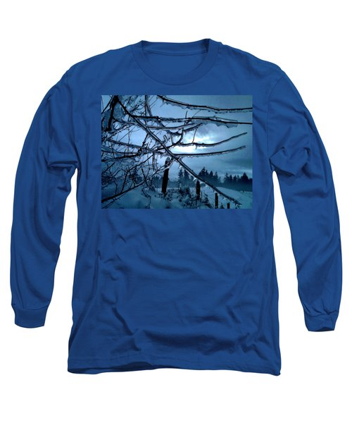 Illumination Long Sleeve T-Shirt by Rory Sagner