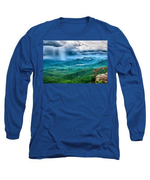 Incoming Storm Long Sleeve T-Shirt