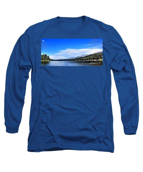Lake Alva Long Sleeve T-Shirt by Janie Johnson