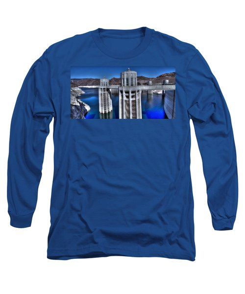 Lake Mead Hoover Dam Long Sleeve T-Shirt