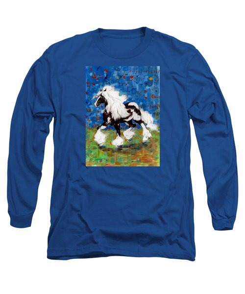 Majestic One Long Sleeve T-Shirt by Mary Armstrong