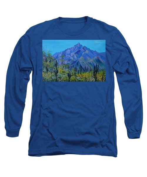 Mexico. Countryside Long Sleeve T-Shirt