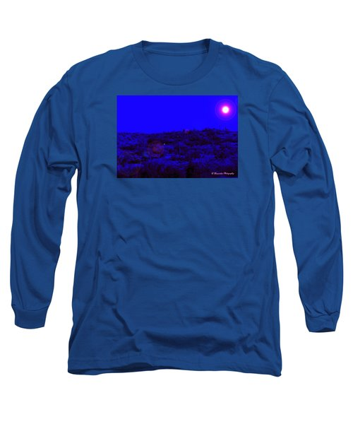 Night Or Day Long Sleeve T-Shirt