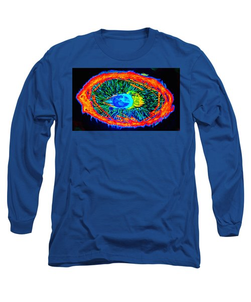 ONE Long Sleeve T-Shirt by Lisa Brandel