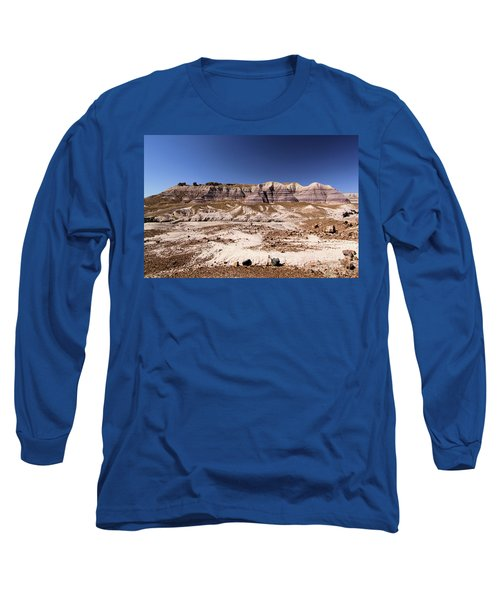 Petrified Painted Desert Long Sleeve T-Shirt
