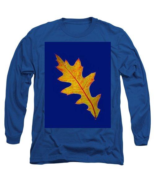 Pin Oak Leaf Long Sleeve T-Shirt