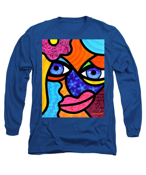 Pull Yourself Together Long Sleeve T-Shirt