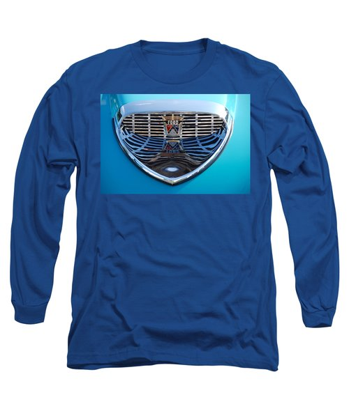 Long Sleeve T-Shirt featuring the photograph Reflecting Ford by John Schneider
