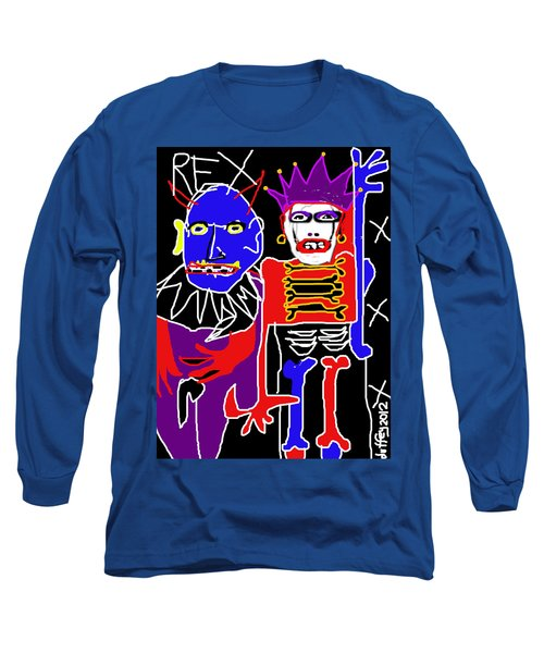 Rex 1 Long Sleeve T-Shirt