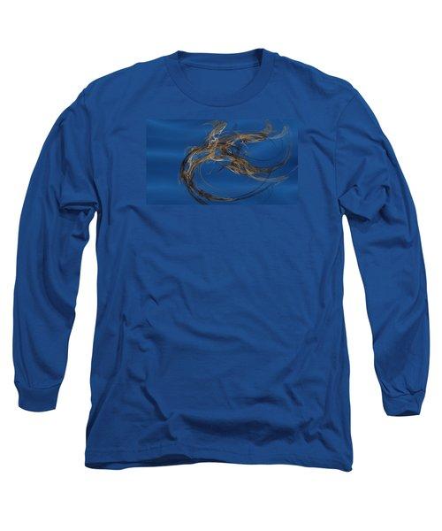 Selbstvertrauen Long Sleeve T-Shirt