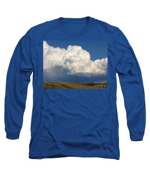 Storm's A Brewin' Long Sleeve T-Shirt