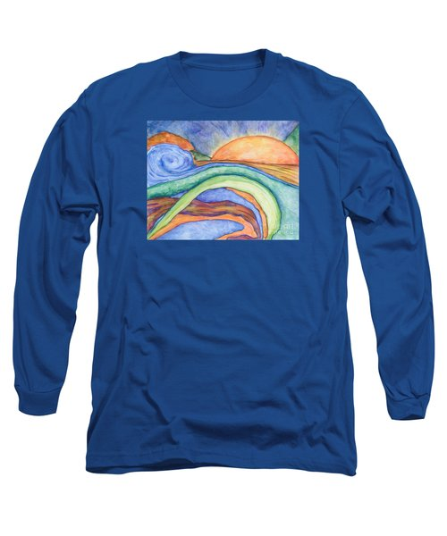The Sunrise Long Sleeve T-Shirt