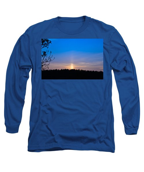 The Road To The Sky Long Sleeve T-Shirt