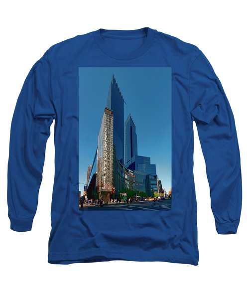 Time Warner Center Long Sleeve T-Shirt