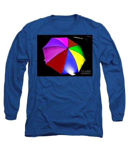Long Sleeve T-Shirt featuring the photograph Umbrella by Blair Stuart