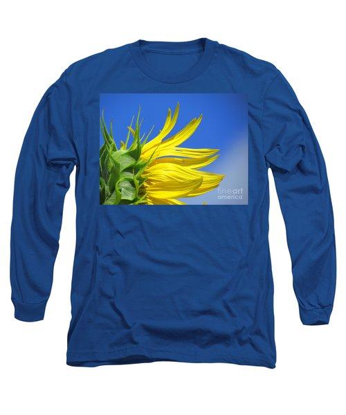 Waving Goodbye To Summer Long Sleeve T-Shirt