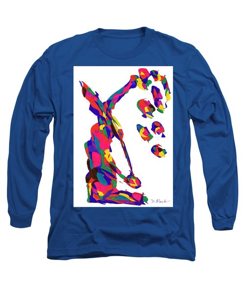 Definism Grind Long Sleeve T-Shirt by Darrell Black