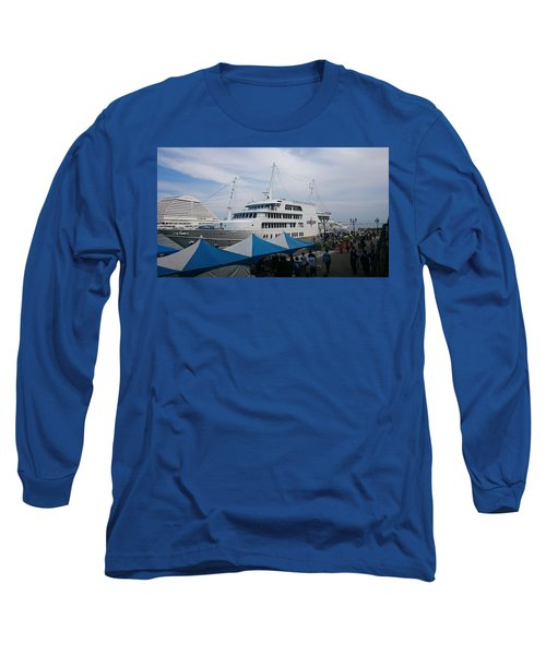 Port City Long Sleeve T-Shirt