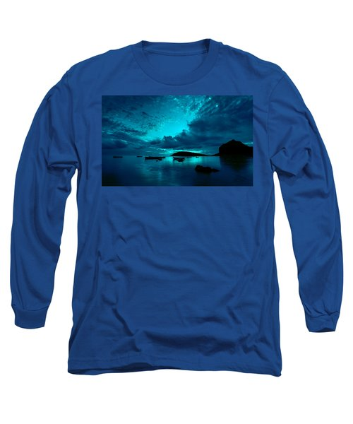 After The Day The Night Shall Come Long Sleeve T-Shirt