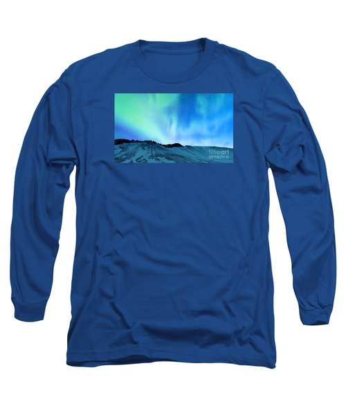 Amazing Northern Light Long Sleeve T-Shirt